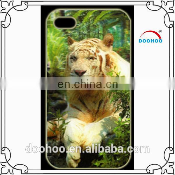 Cheapest high quality plastic 3D sublimation phone cases for iphone 6