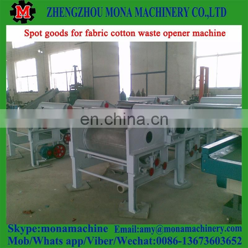 High Speed Widely Used No-woven opening machine with good feedback