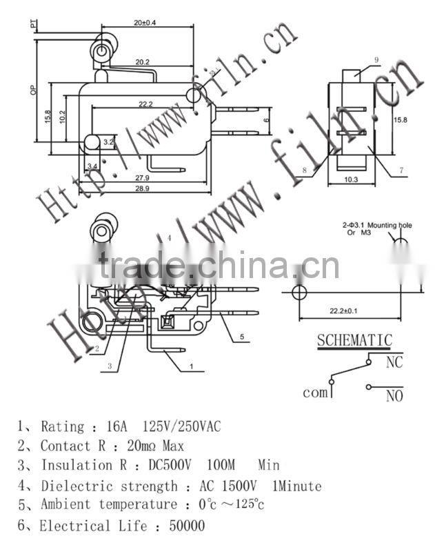 Nema L5 15 Plug