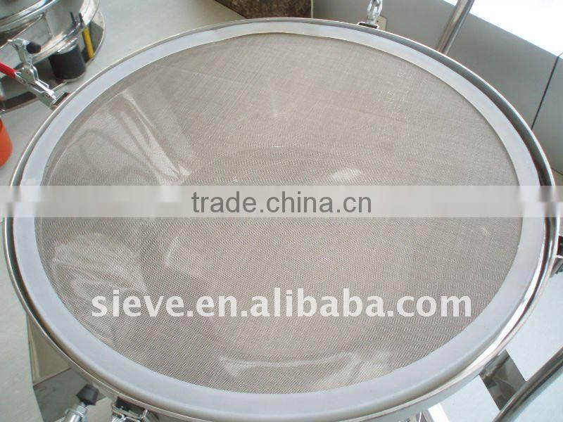 Diameter 600 mm vibrating screen silicon circle ring
