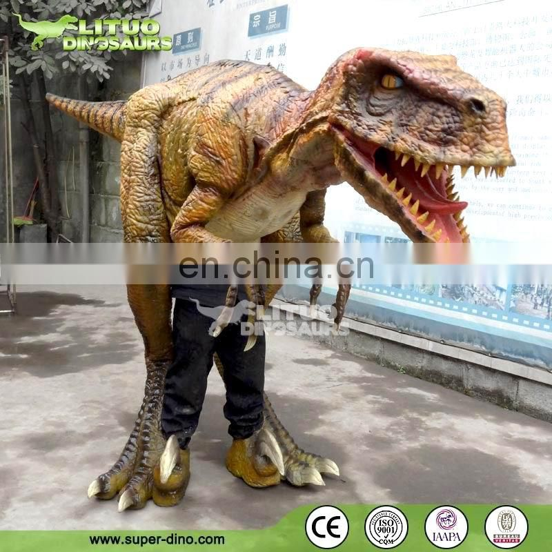 Adult Animatronic Mechanical Dinosaur Suit