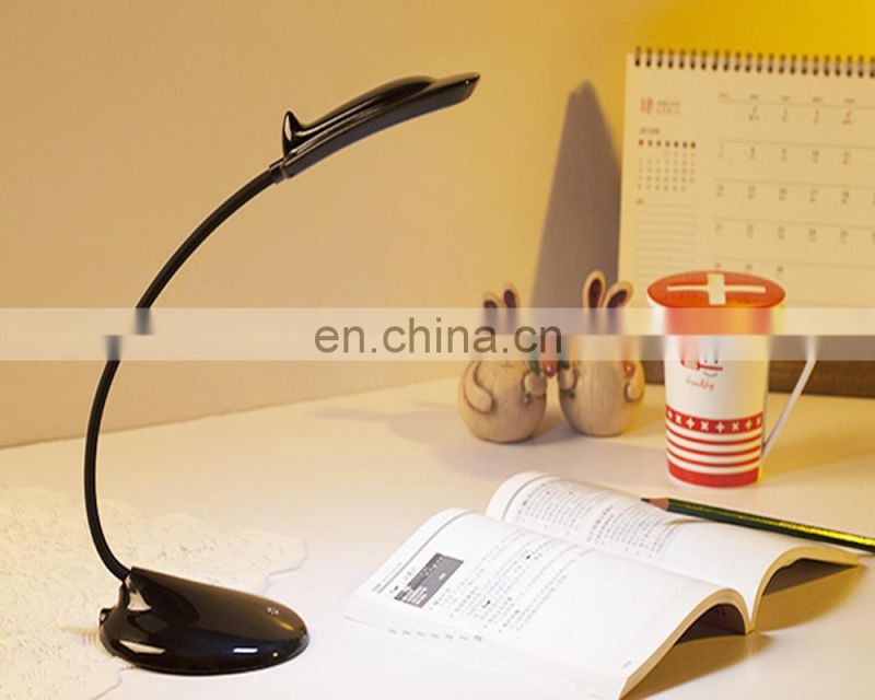 Best seller Flexible LED Table Lamp LED Rechargeable Reading Desk light Reading Desk light
