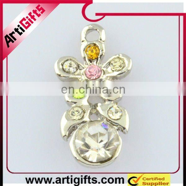 fashion transparent acrylic beads pendant