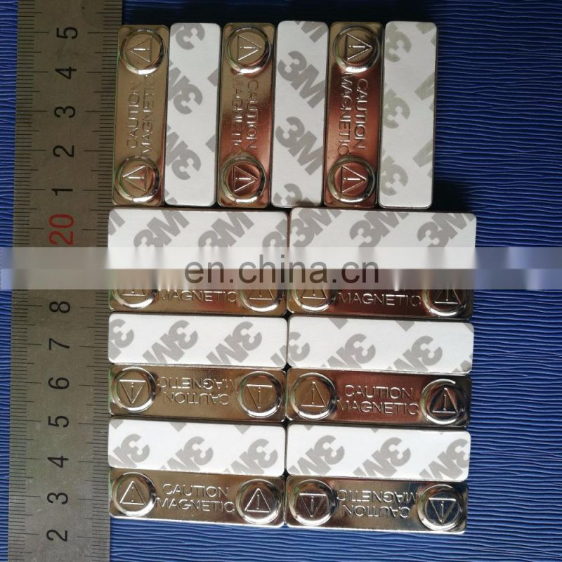 hot sale magnetic badge clip manufactured in China