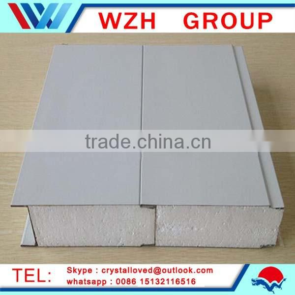 good quality polypropylene polyurethane laminated foam sandwich roof panel from china supplier