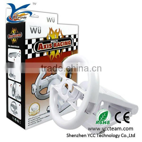 multi axis racing car steering wheels game hot wheels for wii steering wheel with stand