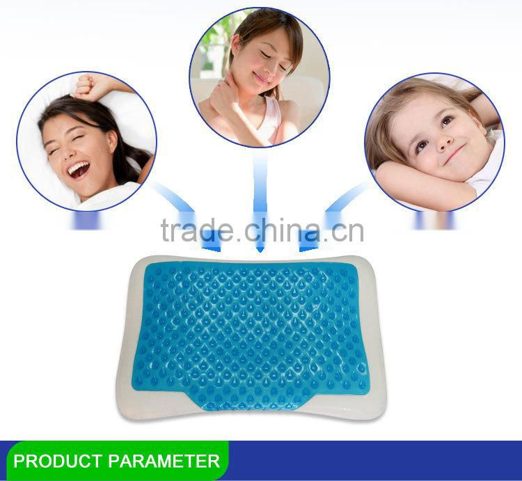 Cool Gel Memory Foam Pillow