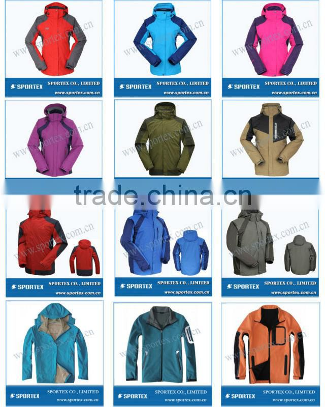 SPT-GS1329 lightweight camping jacket, mens outdoor camping jacket, camping jacekt for mens