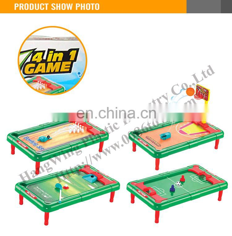 Most Popular Children Indoor Plastic Table Football