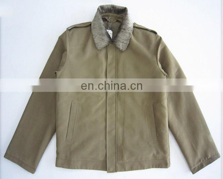 China Best slim fitted military flight bomber jackets pilot jacket