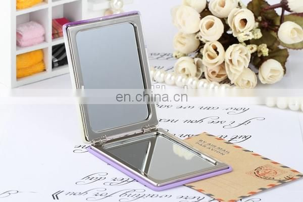 HOT SALE POPULAR PRETTY GIFT COSMETIC GIRL FLOWERS MAKE UP MIRROR