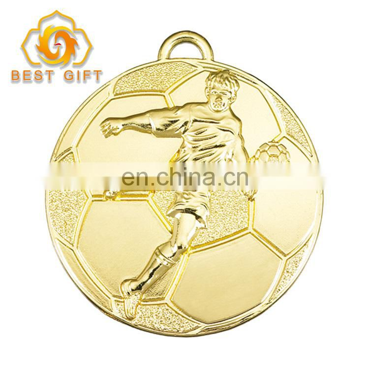 2018 Hot Sale Souvenir Soccer Medal