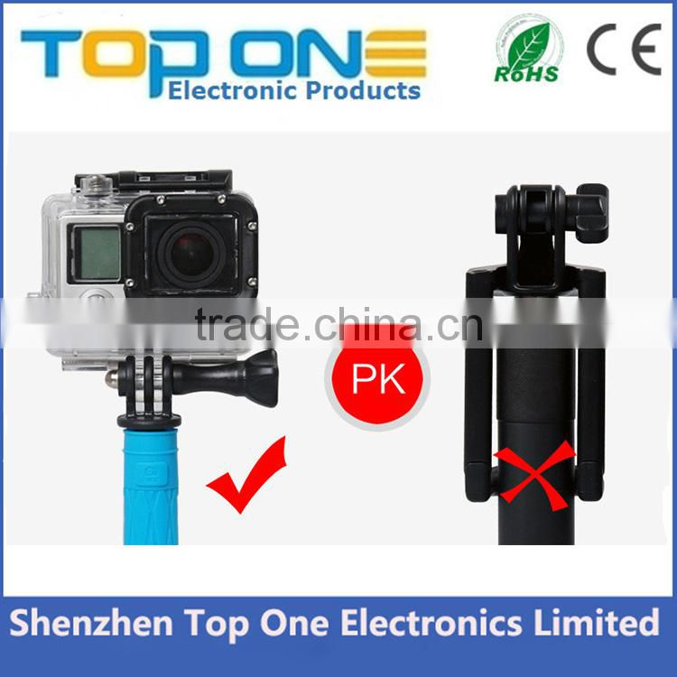 Best consumer electronics camera accessories selfie sitck tripod 2016
