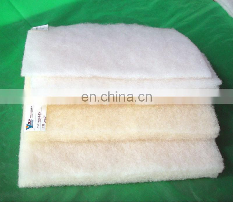 Thermal bonded wool polyester batting/ wadding/ padding/ quilt filling