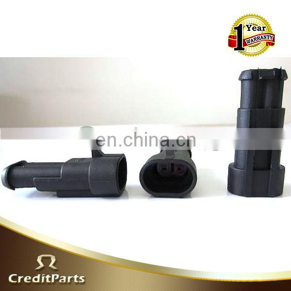 Electric plug waterproof male connectors CC-710
