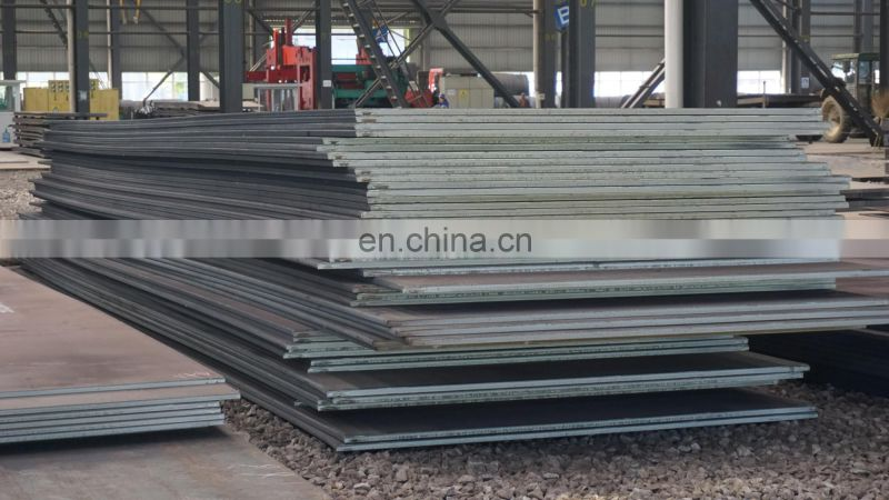 ASTM A36 High strength steel plate for welding