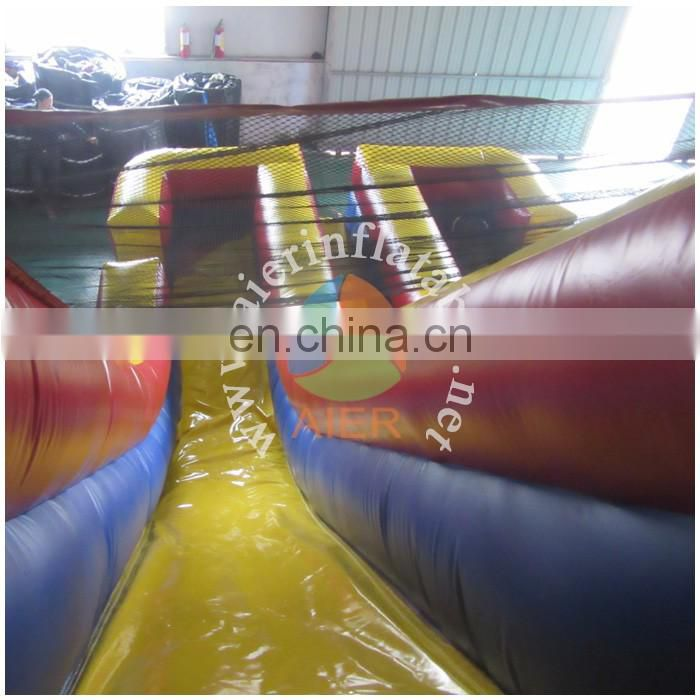 Giant Double Lane Inflatable Slide Bouncer