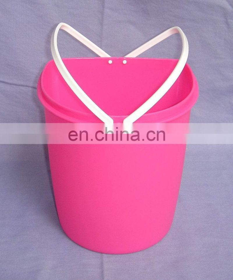 2014 plastic dustbin outdoor with handle