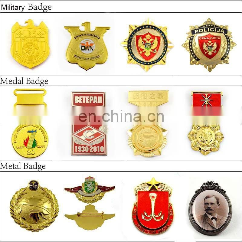 Trading Badge Custom Logo Funny Cartoon Pattern Badge