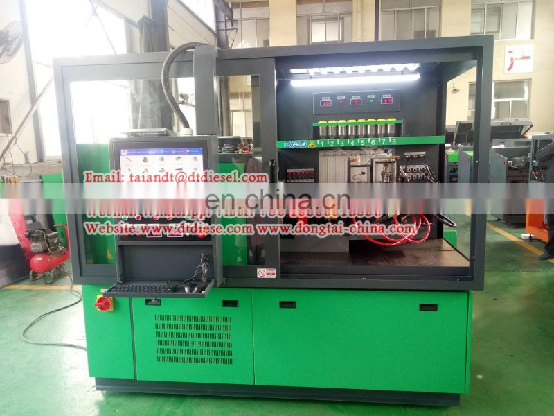 CE ISO Certification CR825 Common Rail Used Diesel Injector Test Bench