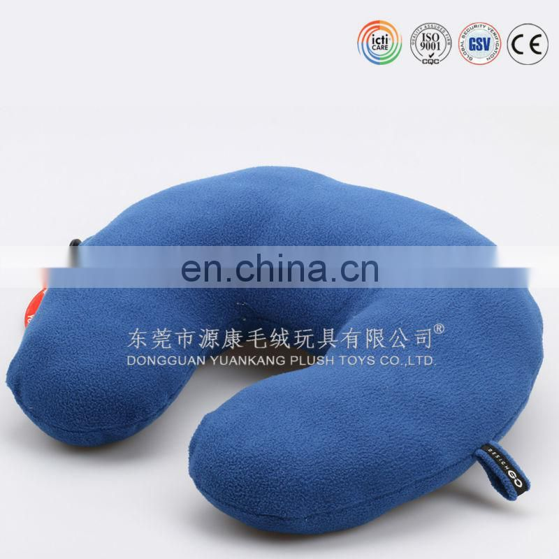 Personalized animal shape travel neck pillow