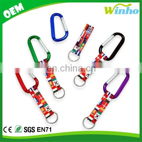 Winho Short strap with carabiner hook