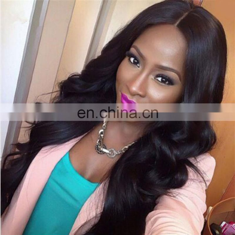 Best quality Brazilian hair online body wave full lace wig Brazilian human hair wig