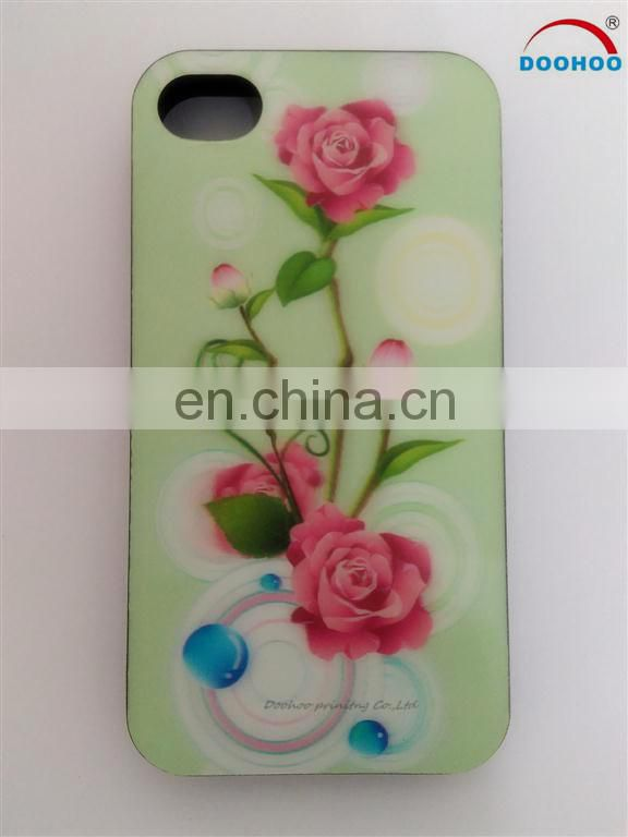 china supplier romantic pictures 3d phone cases