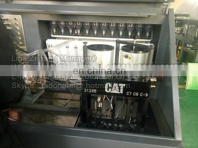CR3000A Computer controlled Common Rail Test Bench with glasstube and EUIEUP testing function