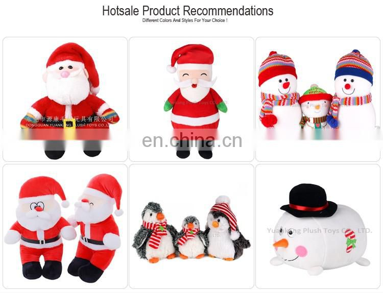 wholesale 20cm small christmas santa claus figure