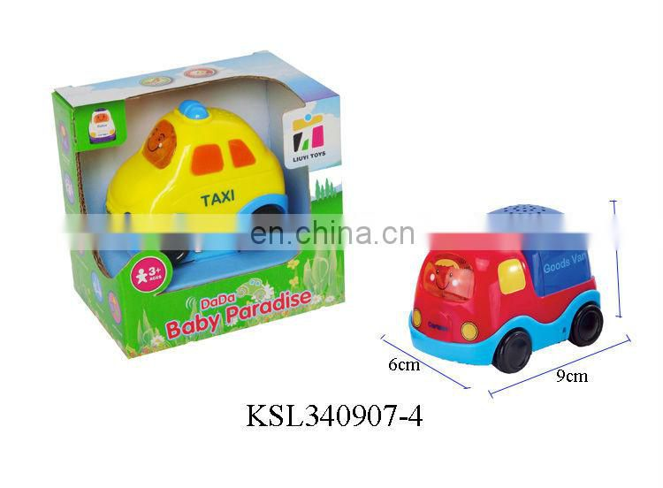 6 kids of mini kids plastic wind up toys for children