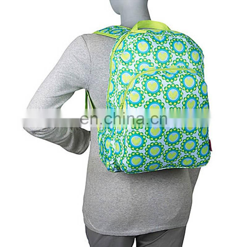 Bbamboo backpack