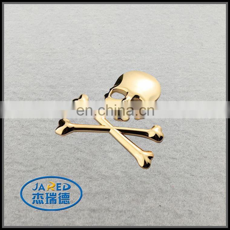 Professional car logo metal badge for gifts