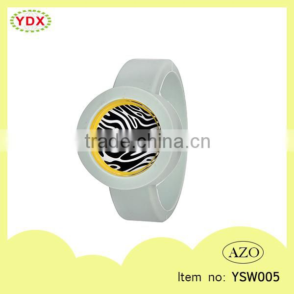 Factory Direct Offer Student Silicone O Watch