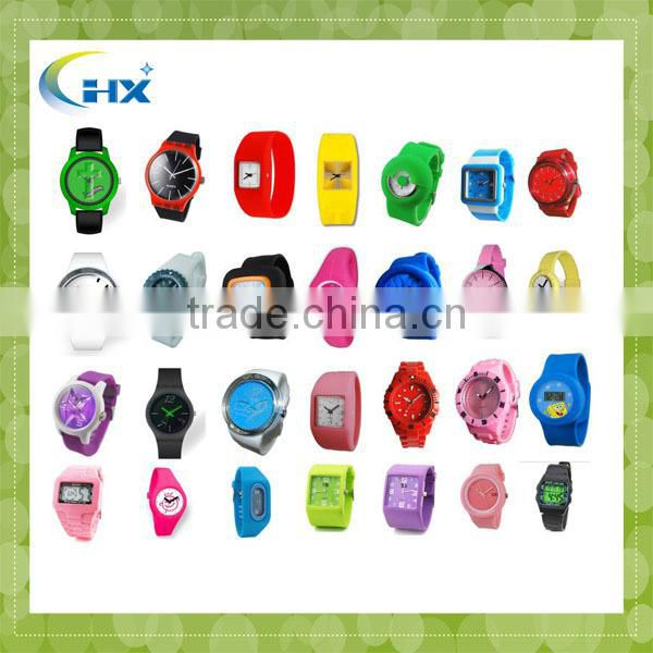 MA-907 2013 Cheapest Promotional Smart Silicone Ion Watch