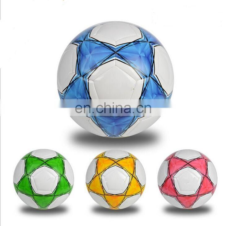 TPU China Footballs Soccer Balls Yarn Gall