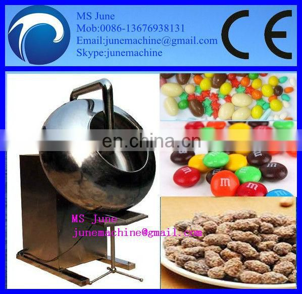 2014 New type chocolate dragee/coating machine