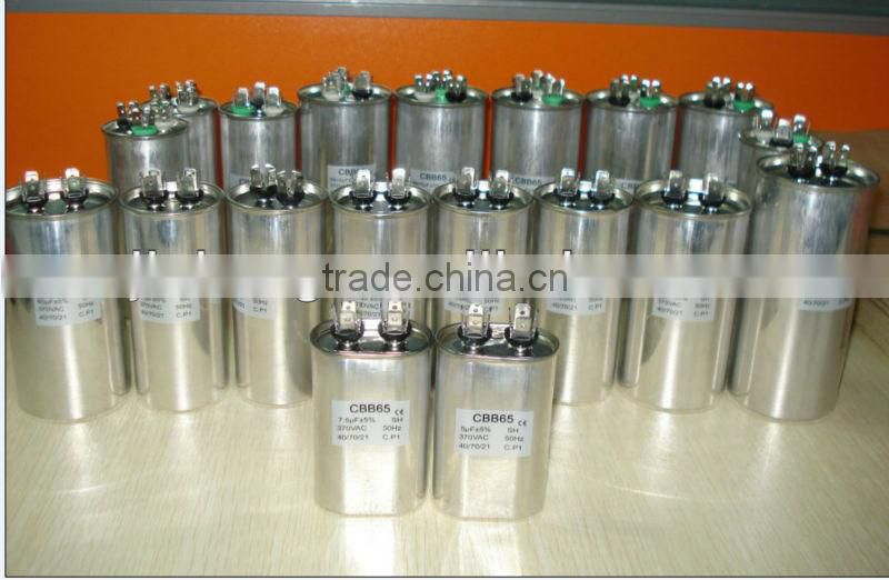 55UF 450V Capacitor(CBB65-4A,with CE , 2+3+4)
