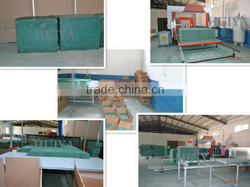 wet floral foam production line