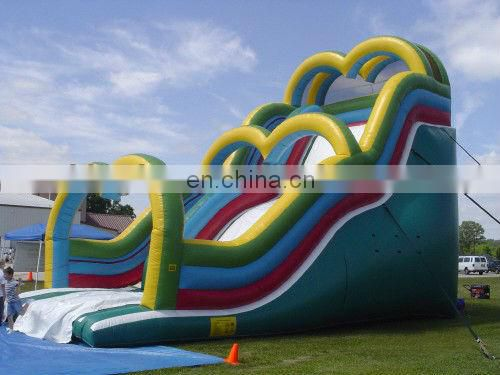 2013 Commercial giant inflatable slide