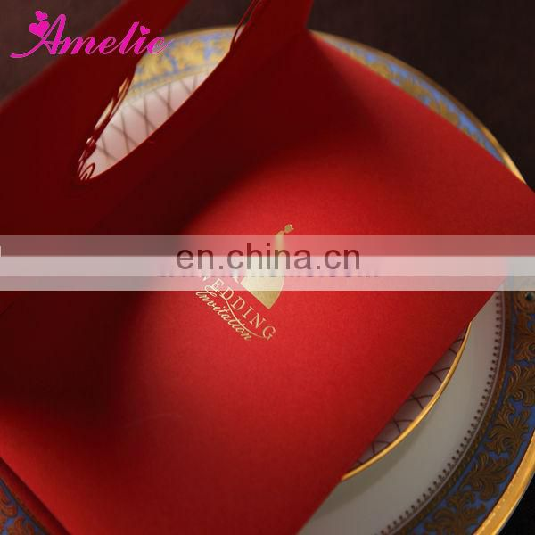 ACW2018 Red Color With Envelope Paper with Matching Envelopes