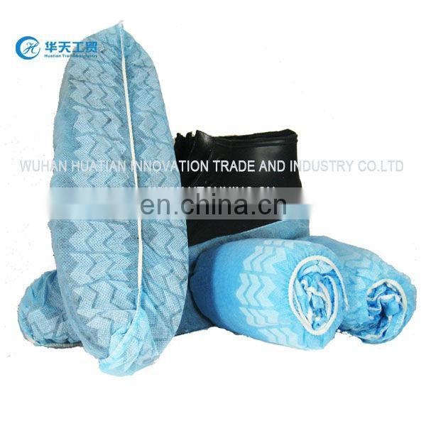 disposable anti-slip shoe cover,plastic disposable shoe cover,disposable waterproof shoe cover