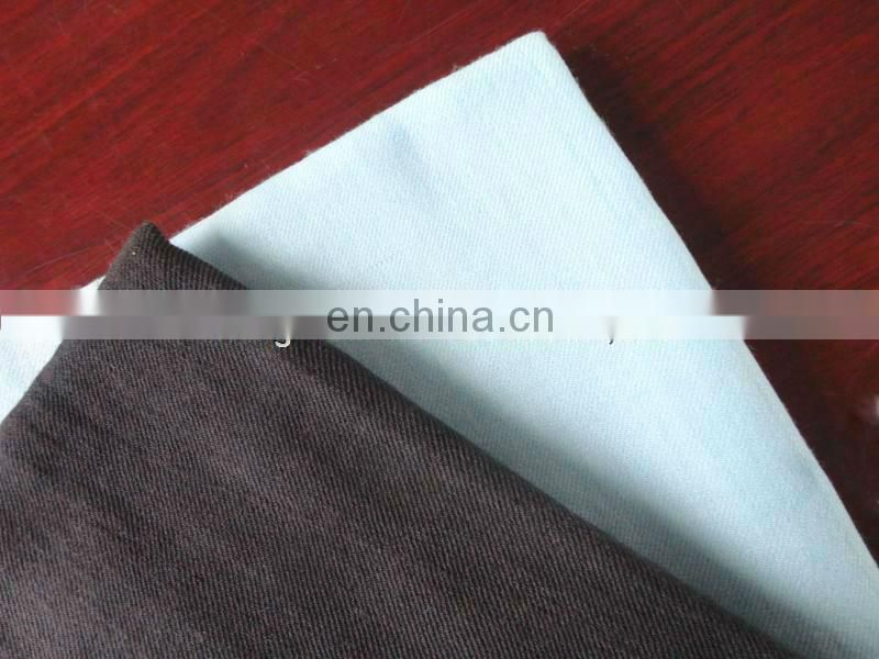 Worsted woven 200S/1 twill wool cashmere blend fabric