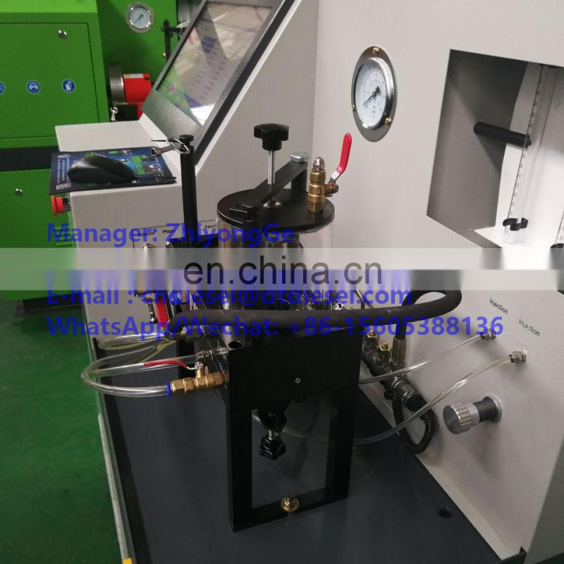 CAT4000L DIESEL C7 C9 C-9 HEUI INJECTOR TEST BENCH with GLASS TUBE