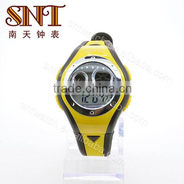 SNT-SP014B small round digital watch lcd display