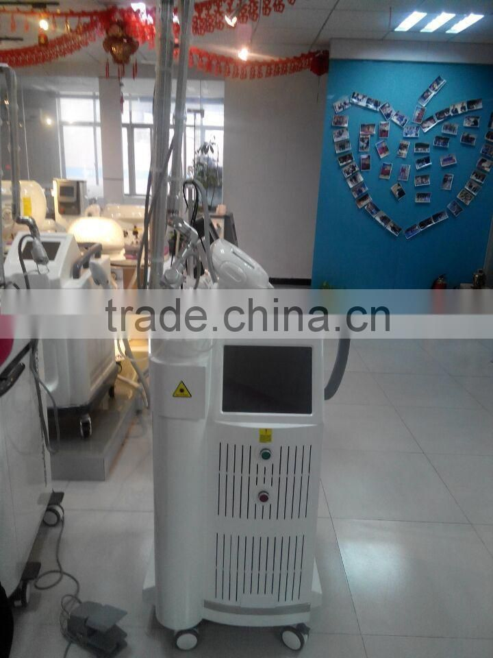 Newest Style Yag fractional laser machine / Private Yag Laser CO2 fractional laser machine