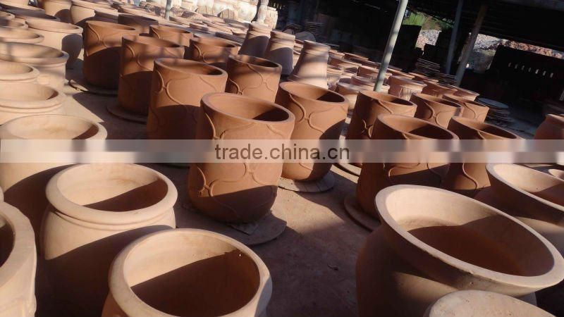 Vietnam Outdoor Antique pots