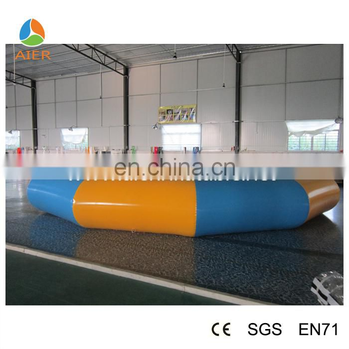 Adult inflatable swimming pool games/intex pool
