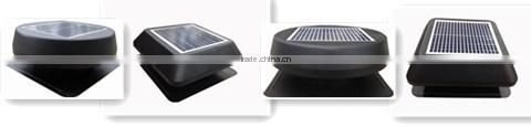 Australia hot selling solar attic ventilation dc fan