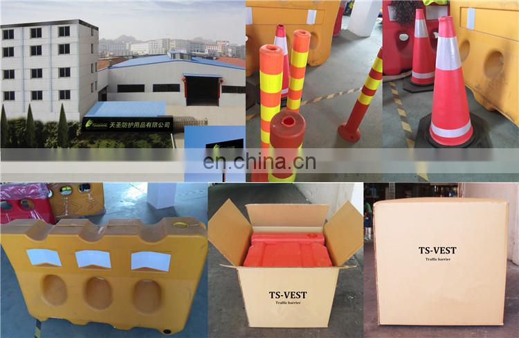 Factory Price plastic road safety barrier high quality road safety barrier